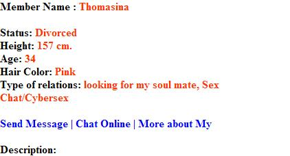 chinese women seeking for sex