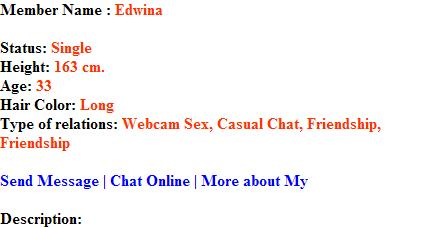 free naughty webchat